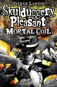 Mortail Coil (Skulduggery Pleasant #5)