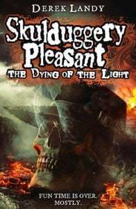 The Dying of the Light (Skulduggery Pleasant #9)