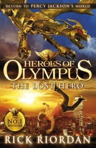 The Lost Hero: Heroes of Olympus #1