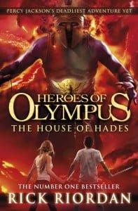 House of Hades (Heroes of Olympus #4)