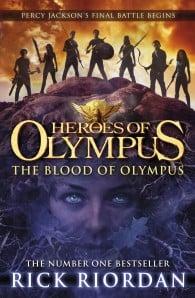 The Blood of Olympus: Heroes of Olympus #5