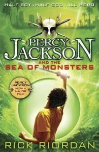 Percy Jackson and the Sea of Monsters (Percy Jackson #2)