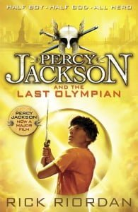 Percy Jackson and the Last Olympian (Percy Jackson #5)