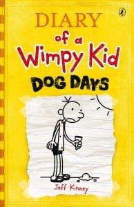 Diary of a Wimpy Kid: Dog Days (Wimpy Kid #4)
