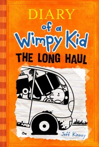 Diary of a Wimpy Kid: The Long Haul (Wimpy Kid #9)