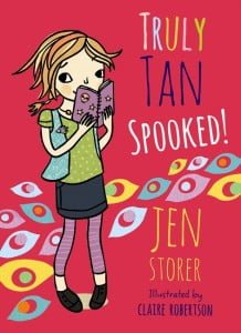 Truly Tan Spooked!