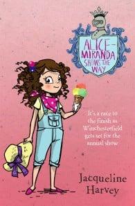 Alice-Miranda Shows the Way (Alice-Miranda #6)