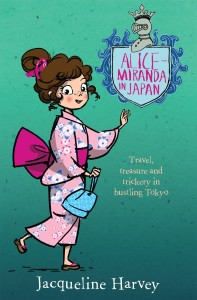 Alice-Miranda in Japan (Alice-Miranda #9)