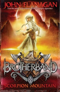Brotherband #5: Scorpion Mountain
