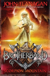 Brotherband #5: Scorpion Mountain