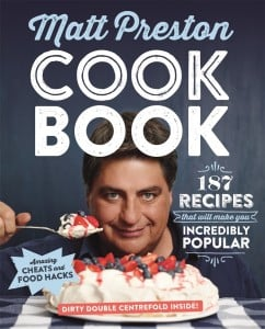 Cookbook: 187 Recipes That Will Make You Incredibly Popular
