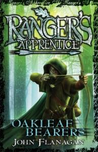 Ranger's Apprentice #4: Oakleaf Bearers