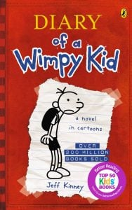 Diary of a Wimpy Kid (Wimpy Kid #1)
