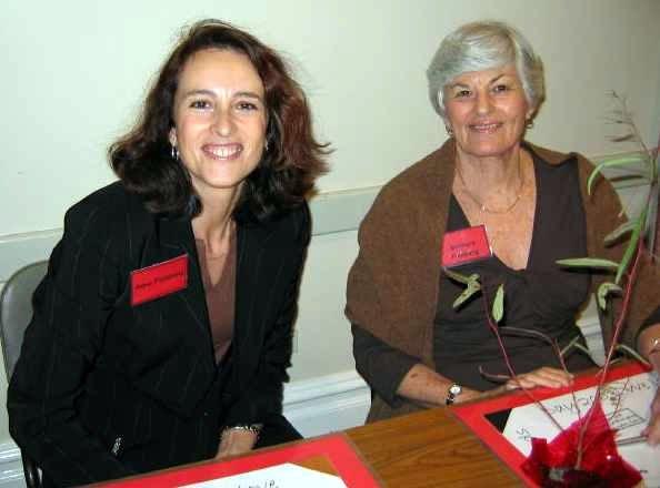 Anna and Barbara Fienberg
