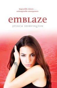 Emblaze: The Violet Eden Chapters #3
