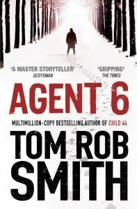Agent 6 (Leo Demidov #3)