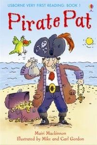 Pirate Pat (Usborne Very First Reading #1)