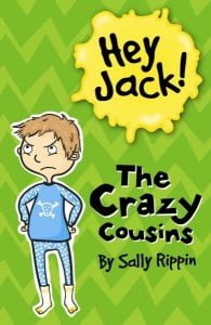 The Crazy Cousins (Hey Jack! #1)