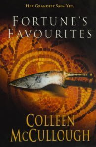 Fortune's Favourites (Masters of Rome #3)