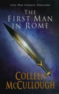The First Man in Rome (Masters of Rome #1)