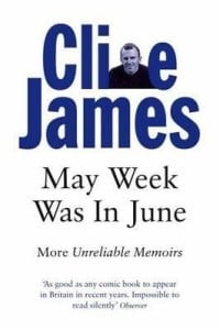 May Week Was in June (Unreliable Memoirs #3)
