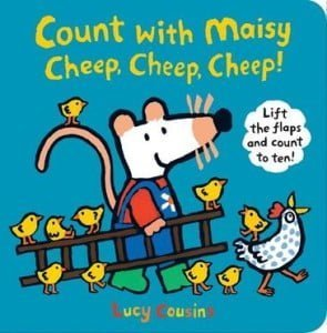 Count with Maisy Cheep, Cheep, Cheep!