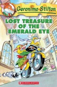 Lost Treasure of the Emerald Eye (Geronimo Stilton #1)
