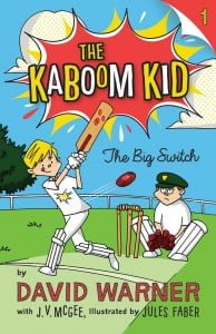 Big Switch (Kaboom Kid #1)