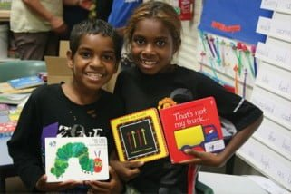 The Foundation Tackling Indigenous Literacy Rates