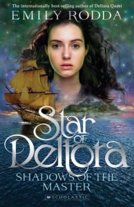 Shadows of the Master (Star of Deltora #)1