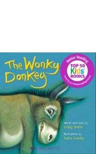 The Wonky Donkey Board Book