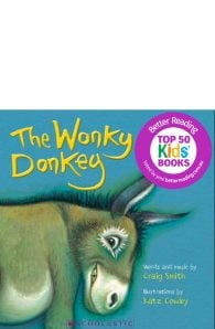 The Wonky Donkey Board Book