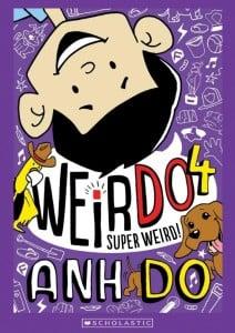 Super Weird! (WeirDo #4)