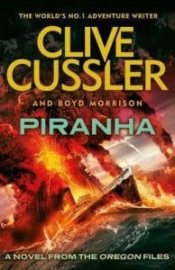 Piranha (The Oregon Files #10)
