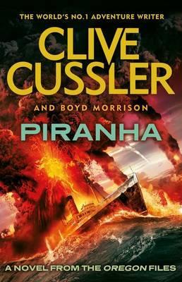 Piranha (The Oregon Files #10)