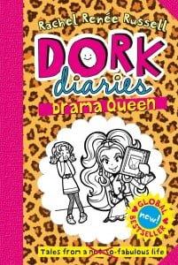 Drama Queen (Dork Diaries #9)