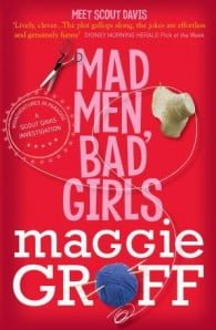Mad Men, Bad Girls (Scout Davis #1)