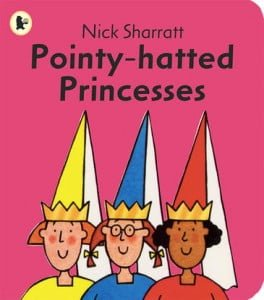 Pointy-hatted Princesses