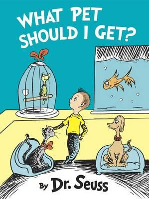 A new Dr Seuss! And the Seuss books that have meant the most to us.
