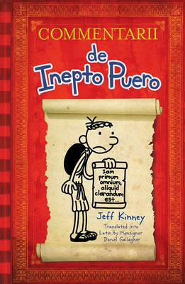 A Wimpy Kid in Latin? Imagine that!