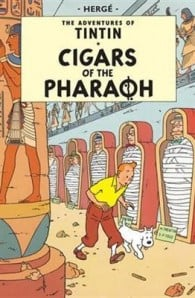 Cigars of the Pharaoh (Tintin #4)