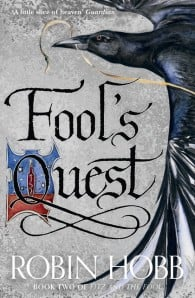 Fool's Quest (Fitz and the Fool #2)