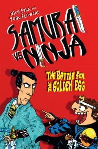Samurai vs Ninja: The Battle for the Golden Egg