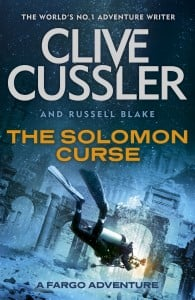 The Solomon Curse (Fargo Adventures #7)