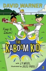 Keep it Down! (Kaboom Kid #3)
