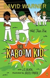 Hit For Six (Kaboom Kid #4)