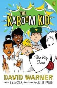 The Big Time (Kaboom Kid #5)