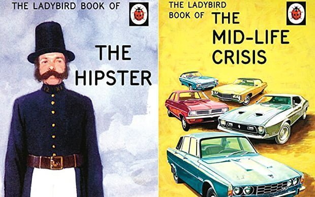 Celebrating Ladybird Books – And Would You Buy a Ladybird Book on Hangovers or Mindfulness?