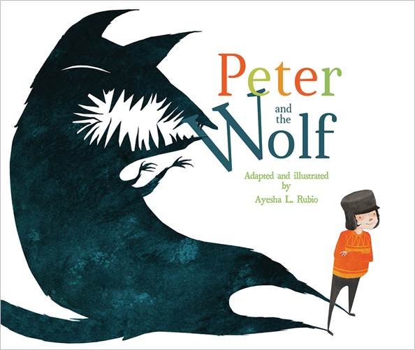 GIVEAWAY: Peter and the Wolf