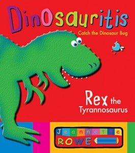 Rex the Tyrannosaurus (Dinosauritis 1)
